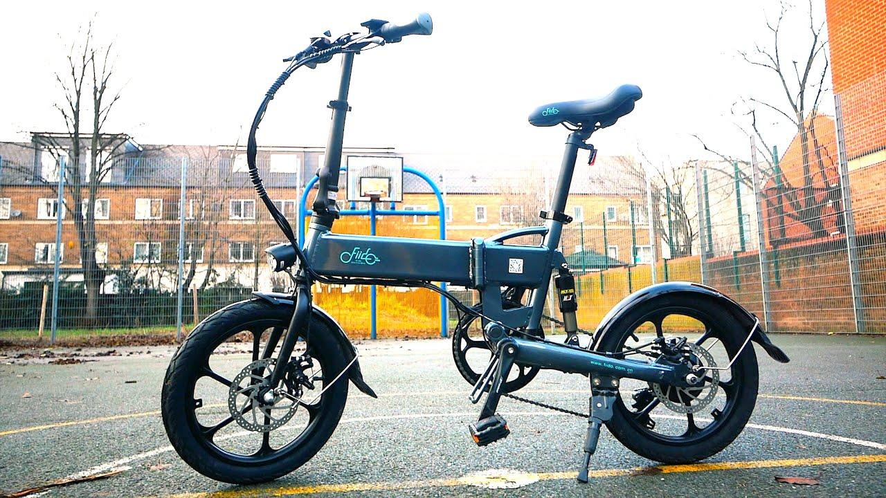 Best Budget E Bike Fiido D2s Electric Bike Review Youtube