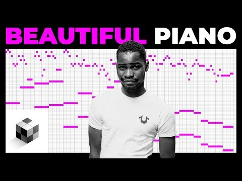 How to Write a Beautiful Piano Chord Progression & Melody