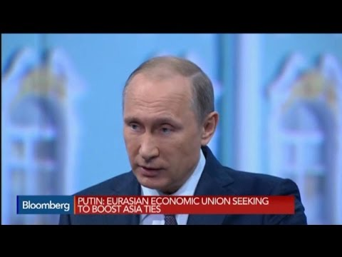 Putin: Cooperation With BRIC Countries Very Important