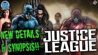 Justice League: Scene details, Villain, & Synopsis REVEALED!!