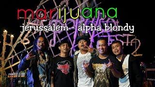 Jerusalem - alpha blondy (cover) marijuana band
