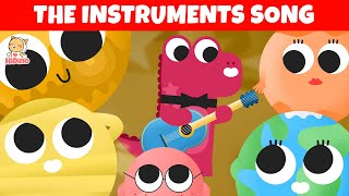 The Musical Instruments Song for Children   Learn 8 musical instruments    Kids songs screenshot 2