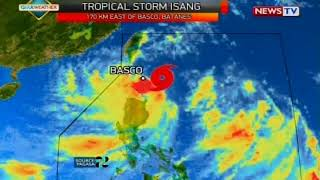 QRT: Weather update as of 6:00 p.m. (August 21, 2017)