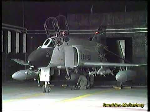 Ramstein Air Base - 1986