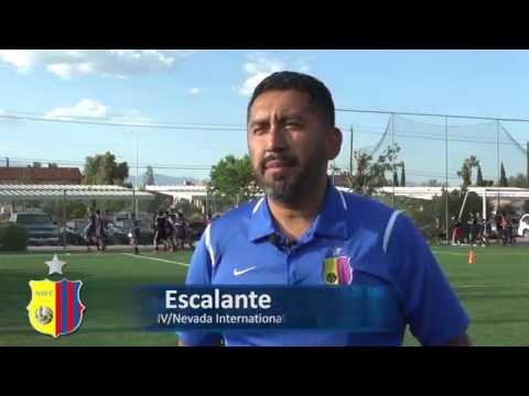 Barcelona NV-Nevada International Futbol Club