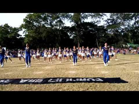 Dumanjug Cheerdance Competition 2016