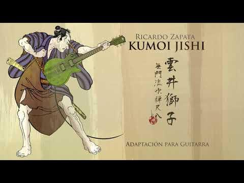 KUMOI JISHI PARA GUITARRA