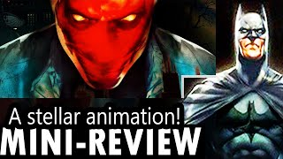 Batman Under the Red Hood | Critically Quick Review