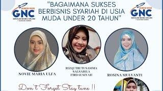 Bagaimana Sukses Bisnis Syariah Di Usia Muda Under 20 Tahun