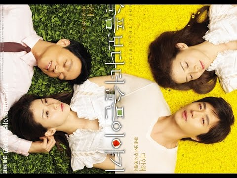 Korean drama movies - The Blue Ocean - Romance drama film in english