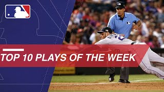 9/13/17: MLB.com's Top 10 Plays of the Week