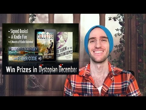 Announcing Dystopian December: Free Books, Giveaways, and Discounts!