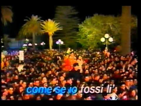 Plinio canta a Messina PENSAMI al Karaoke.mp4