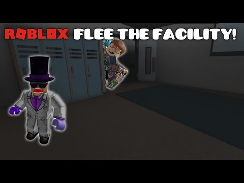 Flee The Facility | NEW MAP!