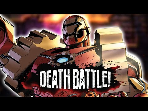 Download Iron Man Suits Up for DEATH BATTLE!