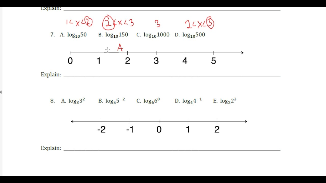 Mvp Math Iii 2 1 Task  Log Logic