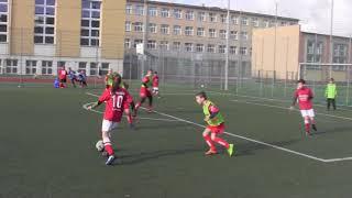 CZ5-Nadusia z Podwórka na Stadion o Puchar Tymbarku-Kusy BolesławiecU12-II Meczyk II połowa Tomaszów