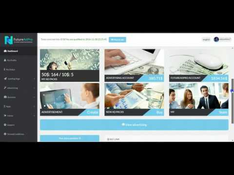 Future Ad Pro Review- Best Passive Income Program 2017 Future Net & Future Ad Pro Reviews