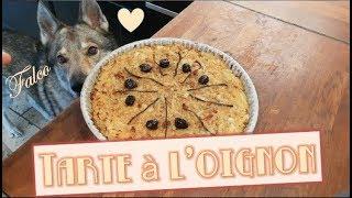 Pissaladière sans anchois / VEGAN