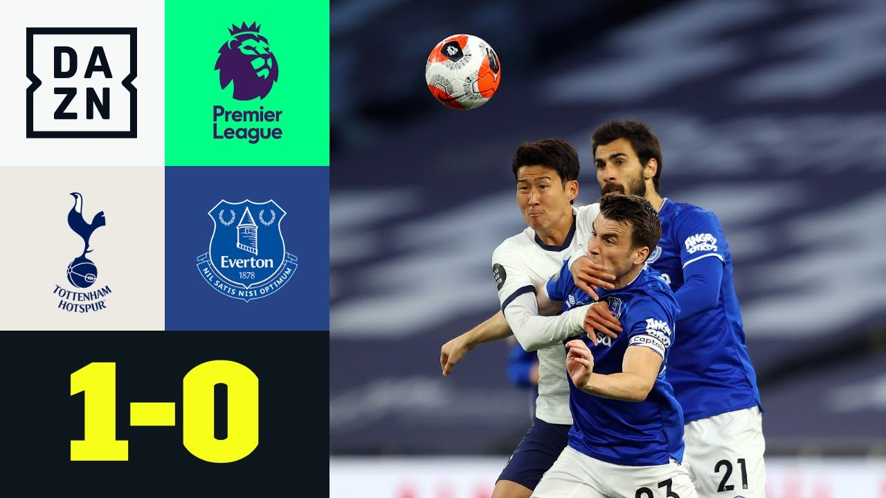Tottenham vs Everton (1-0) | Resumen y goles | Highlights Premier League