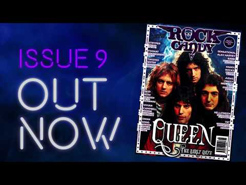 ROCK CANDY MAGAZINE Issue #9 Now Available! Queen on the Cover!