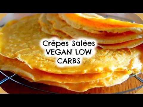 recette-vegan-et-low-carb|crêpes-à-la-farine-de-pois-chiches