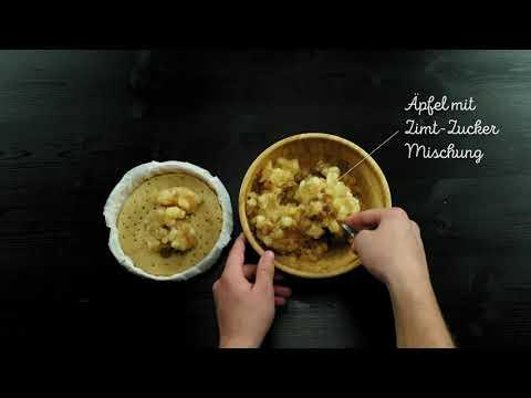 APFEL-DINKEL-TARTE By Bäckerei Der Mann