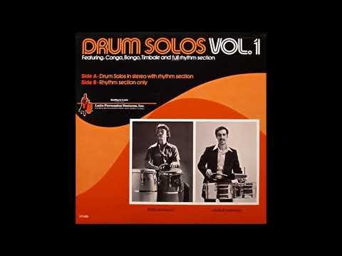 LATIN PERCUSSION VENTURES, INC: Drum Solos Vol. 1.