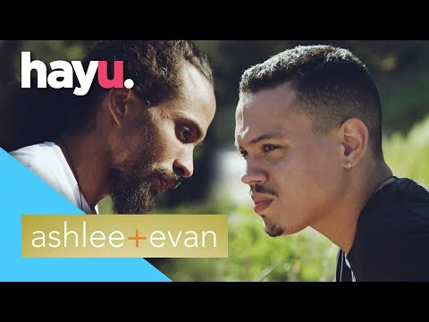 Evan Ross Reflects On Losing His Father | Ashlee + Evan