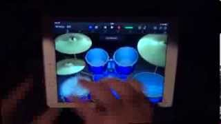 Rage Against The Machine - Killing in The Name  /iPad Drum Cover 10