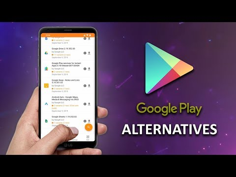 Best Google Play Store Alternatives For Android Phones