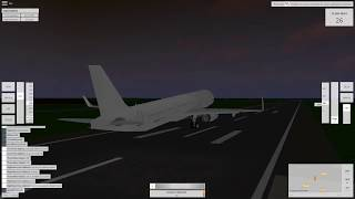 ROBLOX   Velocity Flight Simulator Landing #1