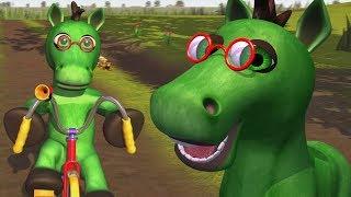 Cavalo Verde - A Fazenda do Zenao 2 O Reino das Criancas Cancoes dos miudos Kids Tv Por ...