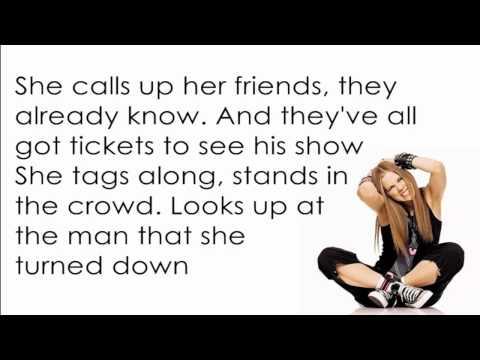 Avril Lavigne - Sk8er Boi  [Lyrics/Letra]