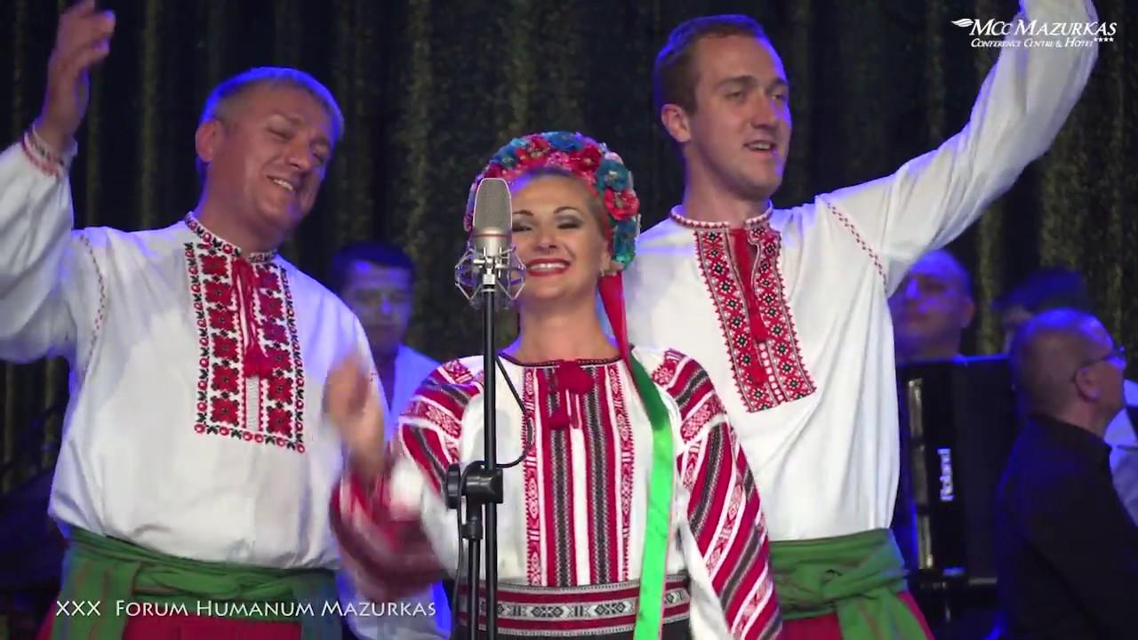 """XXX FORUM HUMANUM MAZURKAS -Narodowy Chór Ukrainy im.""""G.G.Wierowki'-bis Prezesa i...."""