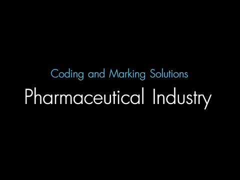 Thermal Inkjet Printers for Marking and Coding Applications for pharmaceutical industry