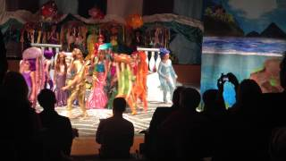 Under The Sea - The Little Mermaid @ Kellett Schoo