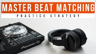 How to MASTER BEAT MATCHING FAST!!