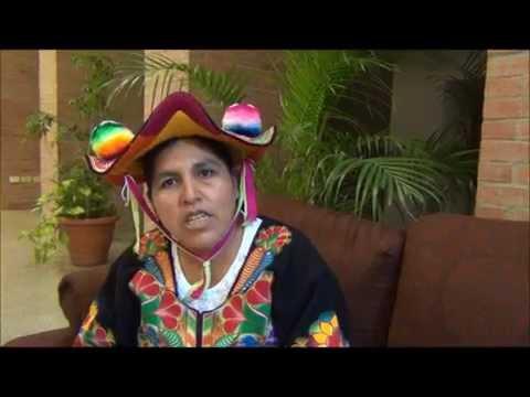 Claudia Coari Mamani, Miembro del Congreso de Peru