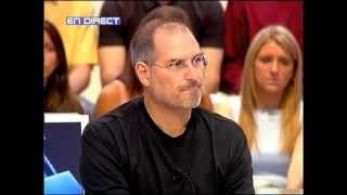 [@TrueMisterX] Steve Jobs the last French interview (Sept' 03)