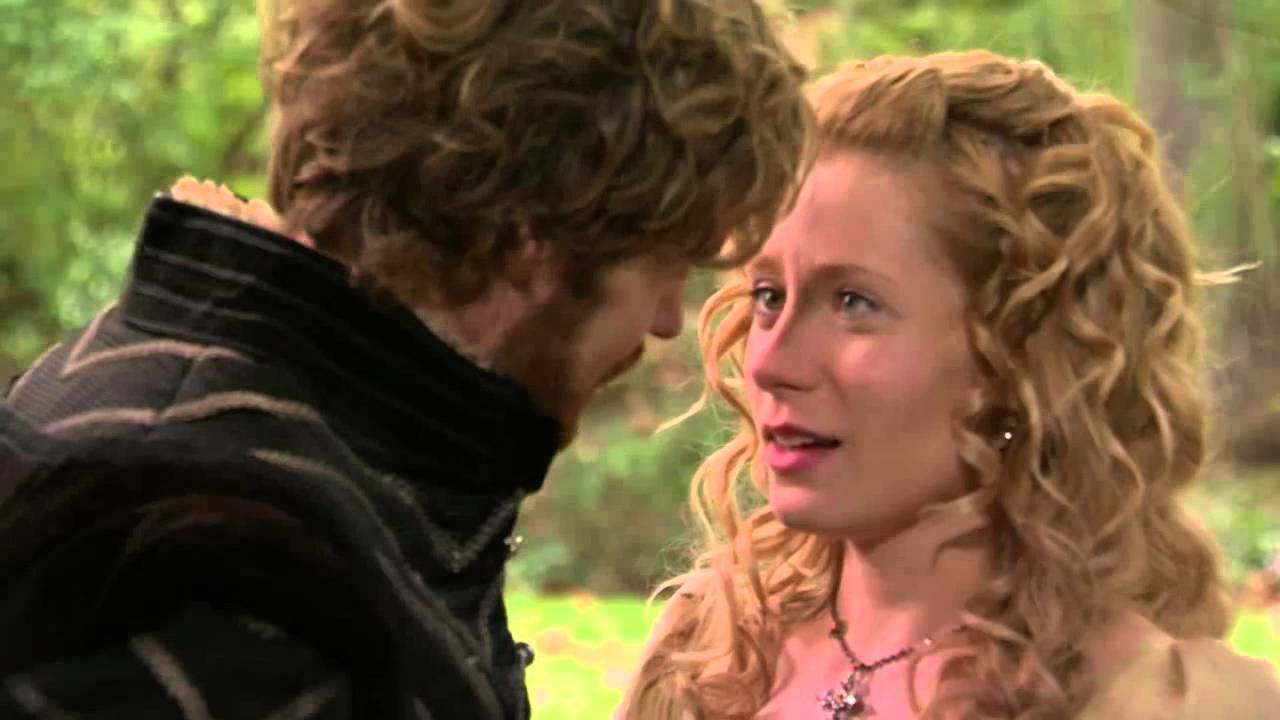 Krystin pellerin the tudors - 1 1