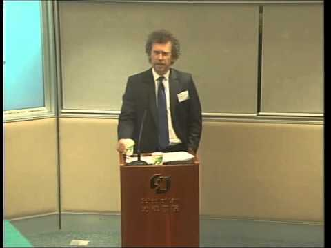 Part 1 - 20th Annual Goff Arbitration Lecture, Hong Kong (13 January, 2015)