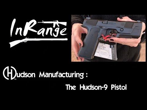 The Hudson 9 Pistol