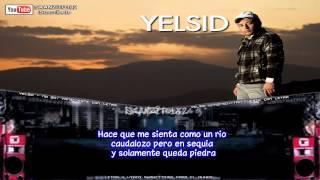 Yelsid - No soy tan fuerte (Letra / Lyrics)