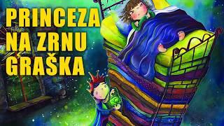 Princeza Na Zrnu Graška - Priče Za Laku Noć (Hans Kristijan Andersen)