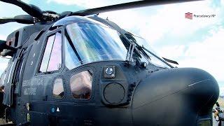 Prezentacja śmigłowca AW101: czy to nowa maszyna polskiej armii?
