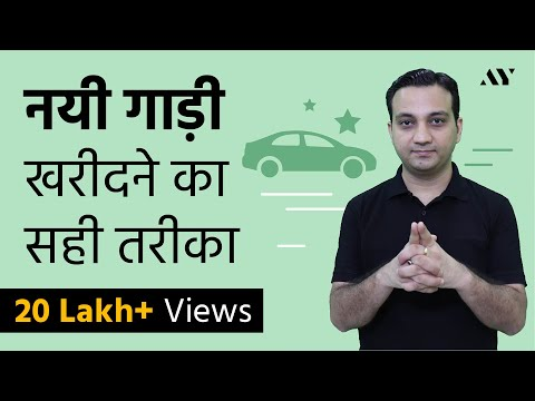 How To Buy A Car In India - A Financial Perspective