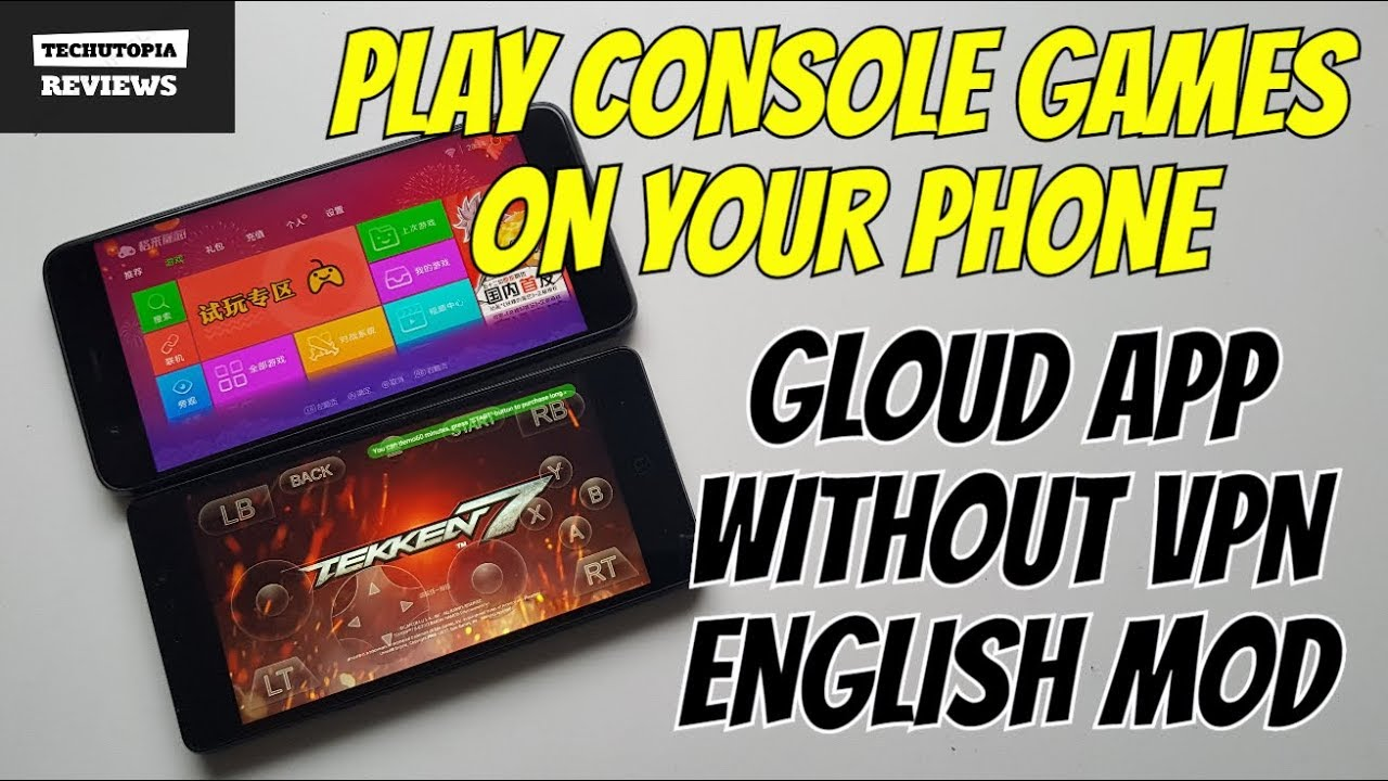 How to play Gloud games without VPN on Android/English mod/Solution/Fix/Tutorial/Setup