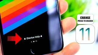 How to Change the Press to Unlock on iPhone No Jailbreak Required