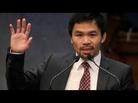 Manny Pacquiao starts his own ICO cryptocurrency after Mayweather